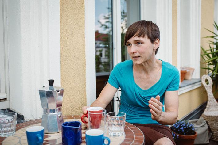 Lebenswege Halle - Ulrike Kort