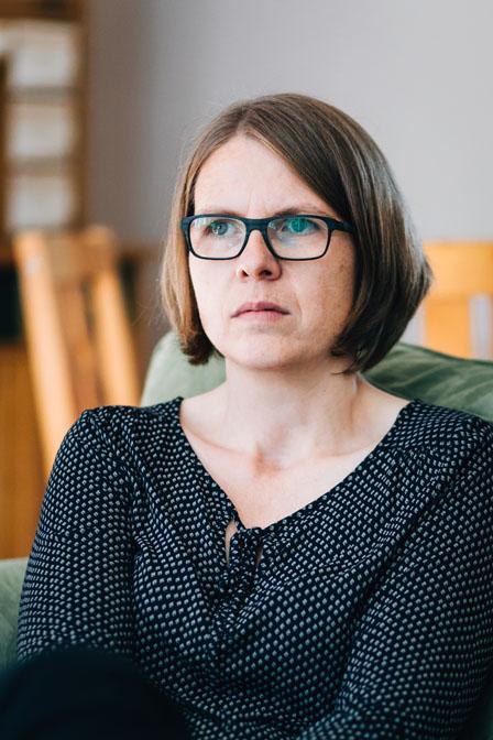Lebenswege Halle - Antje S.