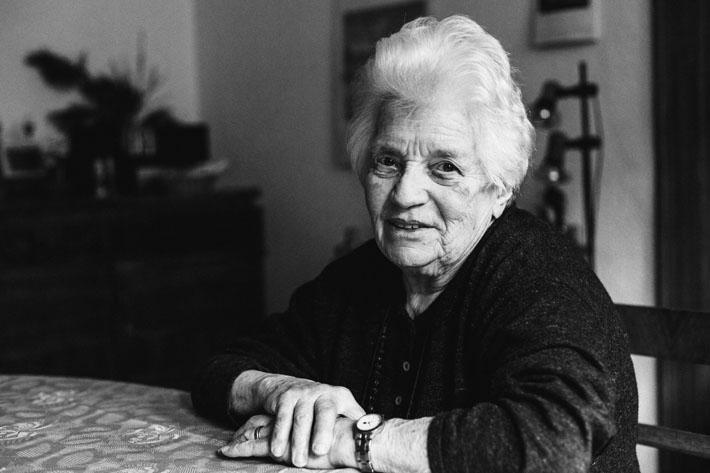 Lebenswege Halle - Gertrud B.